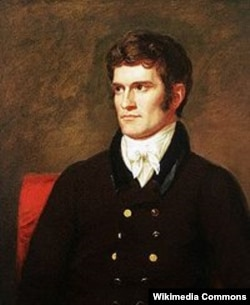 Portrait of John C. Calhoun at Age 40 (1822)