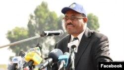 Waziri mkuu wa Ethipoia Hailemariam Desalegn.
