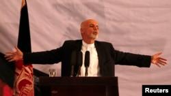 د افغانستان نوی ټاکل شوی صدر اشرف غني احمدزۍ