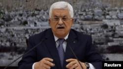 Presiden Mahmoud Abbas mengancam untuk mengakhiri pemerintah persatuan Palestina dengan Hamas (foto: dok).
