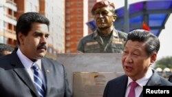 Maduro y Xin Jiping se reunirán por segunda vez en seis meses. El primer encuentro fue en julio de 2014 en Caracas.