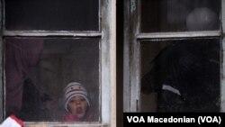 伊多梅尼的难民