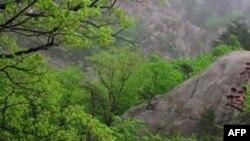 Khu du lịch Kumgang