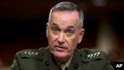 جوزف دنفورد، فرمانده ارشد ناتو در افغانستان