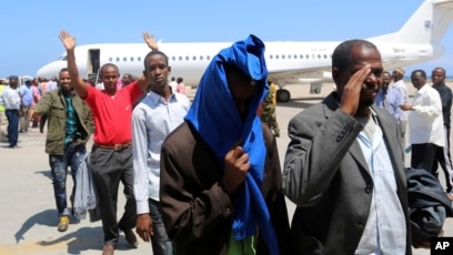 US Planning to Return 5,000 Somali Migrants to Their Homeland