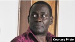 Christopher Mubiru meneja wa zamani wa Uganda Cranes, akiwa mahakamani