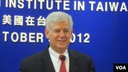 美國在台協會台北辦事處處長馬啟思
