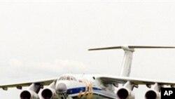 روس: طیارے کے حادثے میں چھ افراد ہلاک