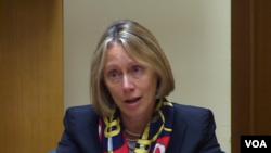 Džejn Armitiž, regionalna direktorka Svetske banke za Jugoistočnu Evropu
