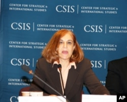 战略与国际研究中心资深研究员葛来仪