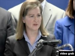 密西根东区联邦检察官芭芭拉•麦奎德(视频截图)