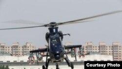 چین کا جدید ہیلی کاپٹر زی 19 ای ۔ 18 مئی 2017