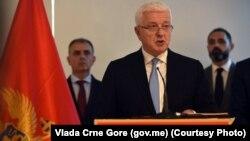Premijer Crne Gore Duško Marković (Foto: Vlada Crne Gore) arhivski snimak