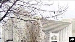سپریم کورٹ نے ظفر قریشی کی معطلی کالعدم قرار دے دی