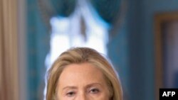 Ngoại trưởng Hoa Kỳ Hillary Clinton, ngày 12 tháng 8, 2011