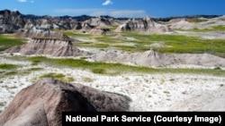 The Contana Basin, Badlands National Park