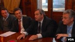 Mauricio Macri anunció la emergencia sanitaria en la ciudad de Buenos Aires.
