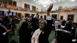 Le Sénat du Texas à Austin
