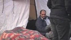 2012-01-26 粵語新聞: 埃及抗議者繼續留在開羅解放廣場