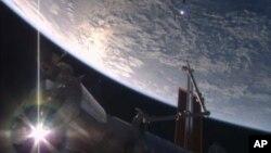 Los objetos son cometas y asteroides que han sido empujados por la atracción gravitatoria de los planetas.