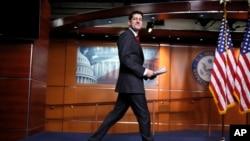 El presidente de la Cámara de Representantes de EE.UU., Paul Ryan, cree que tiene los votos para aprobar el proyecto de ley de presupuesto con el fin de mantener abierto el gobierno.