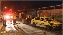 زخمی شدن ۷ نفر در تل آویو