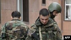 Новые боестолкновения на Северном Кавказе