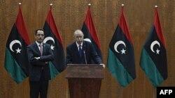 Тимчасовий прем'єр-міністр Лівії Абдель Рахім аль-Кіб повідомляє про склад нового уряду