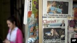 Veredicto de tribunal civil y comercial declara insconstitucional varios artículos de la polémica ley de medios.