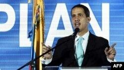 Tokoh oposisi Venezuela, Juan Guaido