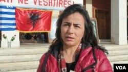 Greece Albanians solidarity