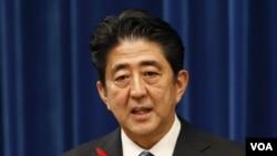 ນາຍົກລັດຖະມົນຕີ ຍີ່ປຸ່ນ ທ່ານ Shinzo Abe ອາດຈະຢ້ຽມຢາມ ເກົາຫລີເໜືອ.