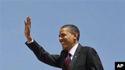 اوباما د ناټو د غونډې دپاره لېزبون ته ورسید