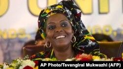 Mudzimai wemutungamiri wenyika Amai Grace Mugabe