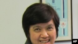 คุณสมจินต์ เปล่งขำอธิบายความเป็นมาของโครงการเครื่องหมายรับรองตราสัญลักษณ์ Thai Select