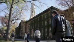 美國普林斯頓大學