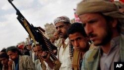 Mayakan Houthi