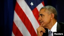 Президент США Барак Обама