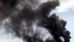 انفجار در یک خط لوله نفت ایران