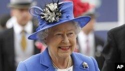 Королева Елизавета - 2 июня 2012 г.