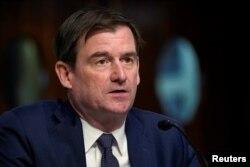 ABD Dışişleri Bakanlığı Siyasi İşlerden Sorumlu Müsteşarı David Hale