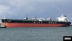یک نفتکش متعلق به شرکت ملی نفتکش ایران - آرشیو
