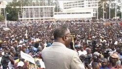 Reportage de Arsène Séverin, correspondant à Brazzaville pour VOA Afrique