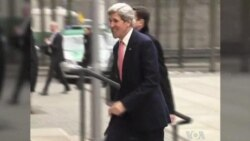 Talks With Russia in Spotlight as Kerry Visits Berlin
