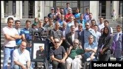 ادای احترام مسعود کیمیایی به عباس کیارستمی