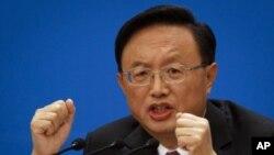 中国国务委员杨洁篪