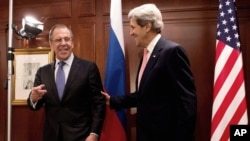 Germany US Kerry Lavrov
