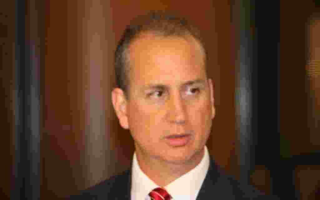 Mario Díaz-Balart, representante republicano por Florida criticó el proceso que lleva adelante el presidente de Venezuela, Hugo Chávez.