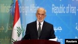 ابراهیم الجعفری وزیر خارجه عراق - آرشیو