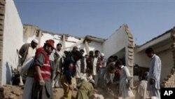 باجوڑ ایجنسی میں خودکش حملہ،43 ہلاک